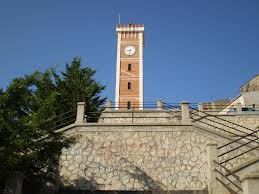 San Cataldo:the civic tower