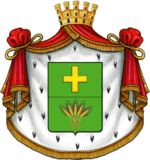 the coat of arm of San Cataldo