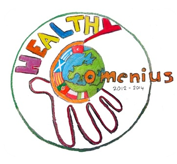 Logo of the Comenius Programme
