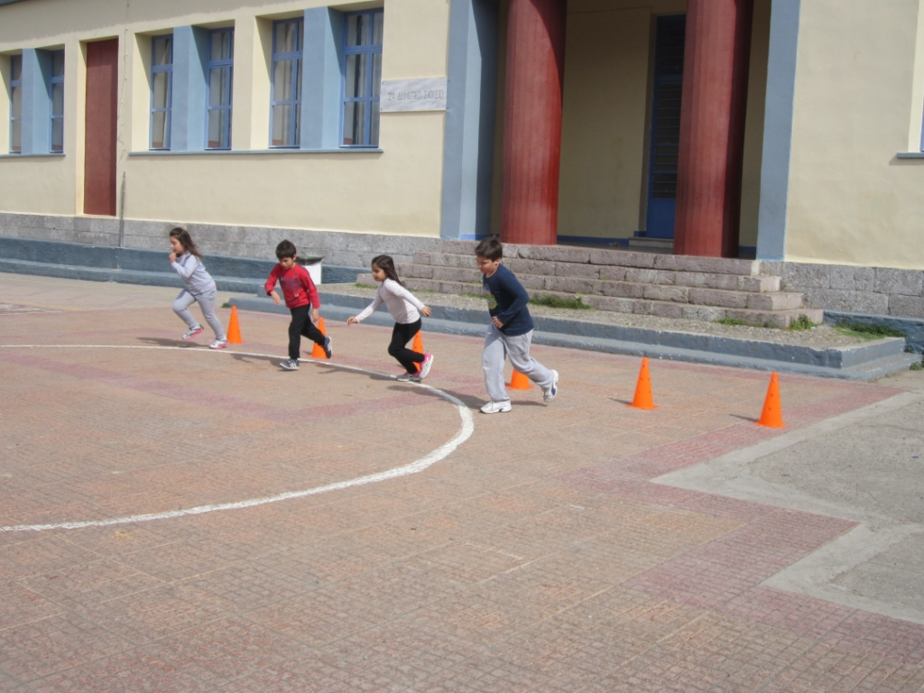 Healthy Diet - Keeping Fit in 1st Primary School of Itea - Greece