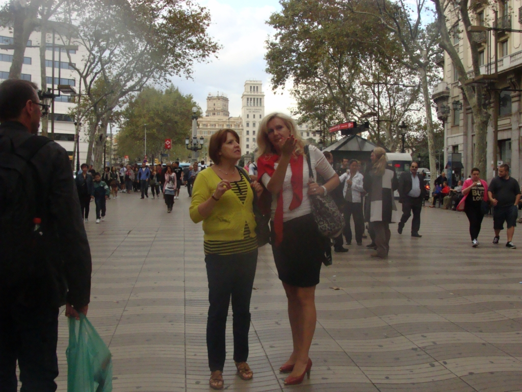 Memories from Barcelona