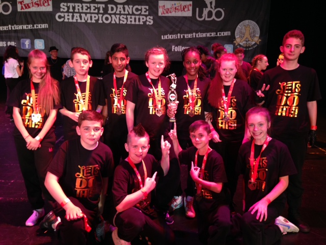 UDO Blackpool British National Championships